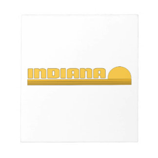 Indiana Note Pad