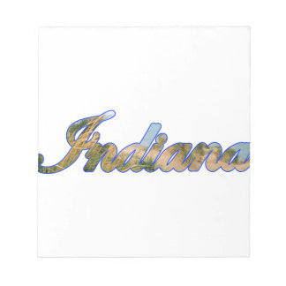 Indiana Memo Note Pads