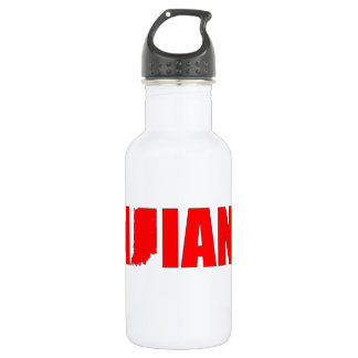 Indiana 18oz Water Bottle