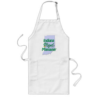 Indiana Plant Manager Long Apron