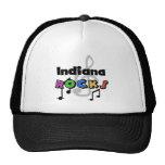 Indiana Rocks Hats