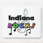 Indiana Rocks Mouse Pads
