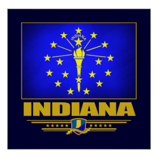 Indiana (SP) Poster