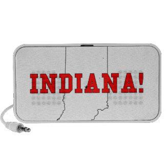 Indiana! iPod Speaker