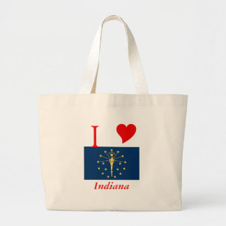 Indiana State Flag Bags