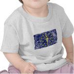 Indiana State Flag Vintage T-shirt