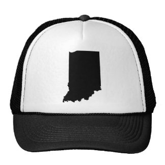 Indiana State Outline Cap
