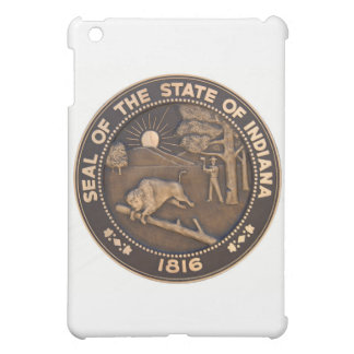 Indiana State Seal Case For The iPad Mini