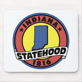 Indiana Statehood Mouse Mat