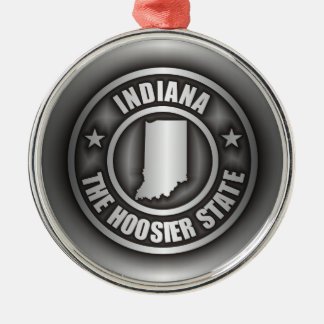 """Indiana Steel"" Ornaments"