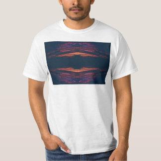 Indiana Sunset state-on-back T-Shirt