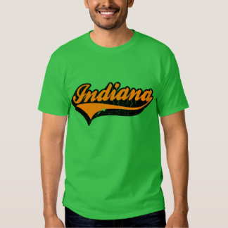 Indiana US State Tshirt