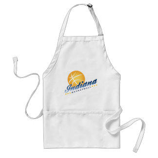 Indianapolis Basketball Standard Apron