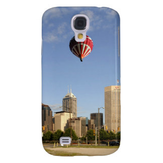 Indianapolis City Skyline Galaxy S4 Case