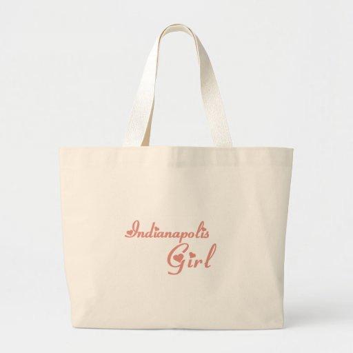 Indianapolis Girl tee shirts Bags