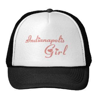 Indianapolis Girl tee shirts Hat