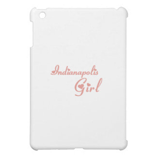 Indianapolis Girl tee shirts Case For The iPad Mini