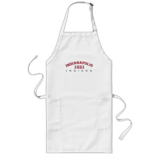 Indianapolis, IN - 1821 Apron