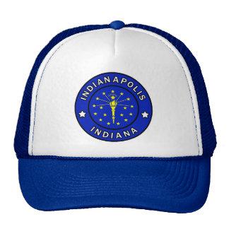 Indianapolis Indiana Cap