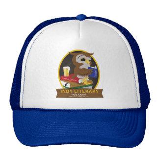 Indianapolis Literary Pub Crawl - Trucker Hat
