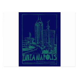 Indianapolis Postcard