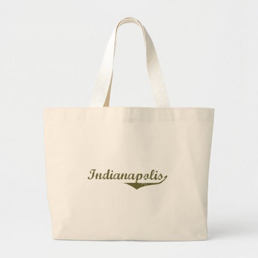 Indianapolis Revolution t shirts Canvas Bags