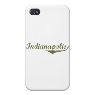 Indianapolis Revolution t shirts Case For iPhone 4