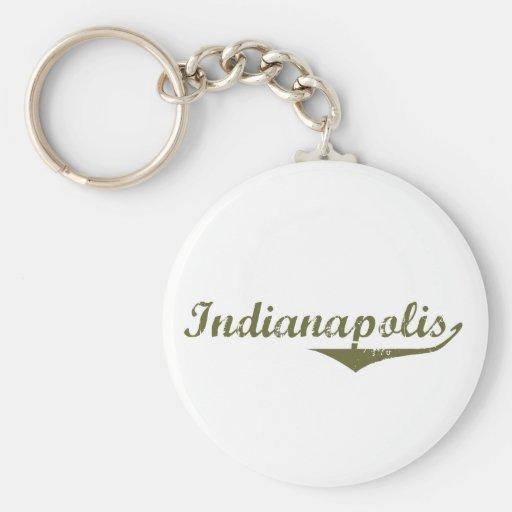 Indianapolis Revolution t shirts Keychain
