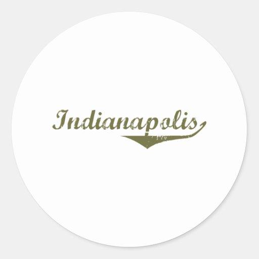 Indianapolis Revolution t shirts Sticker