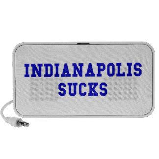 Indianapolis Sucks Notebook Speakers