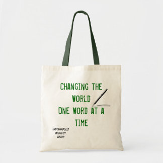 Indianapolis Writers' Group Budget Tote Bag
