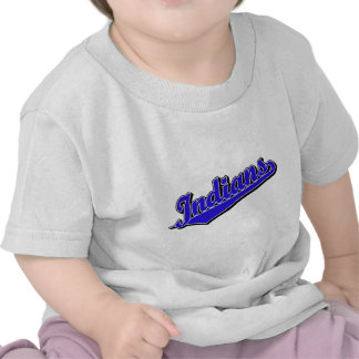 Indians in Blue Tshirt