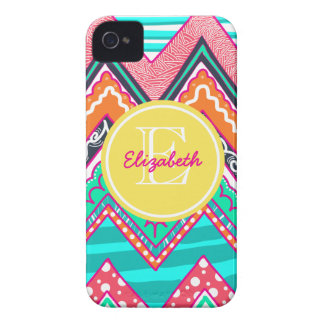 Indie Chevron iPhone 4 Cover