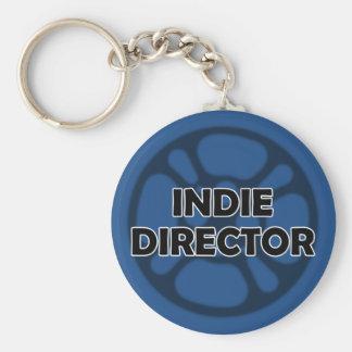 """""""Indie Director"""" Film Keychain"""