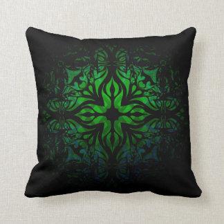 Indie Pattern Throw Pillow