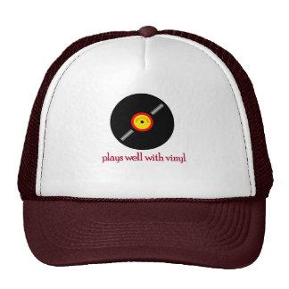 Indie Rock Back Cap