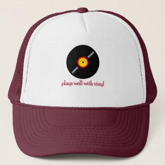 Indie Rock Back Trucker Hat