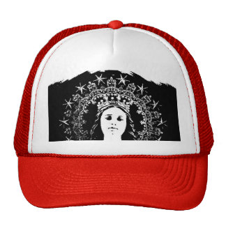 Indie Virgin Mary Hats