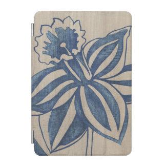 Indigo Daffodil iPad Mini Cover