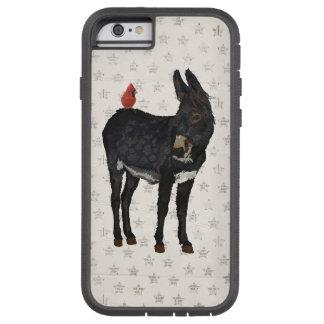 INDIGO DONKEY & CARDINAL TOUGH XTREME iPhone 6 CASE