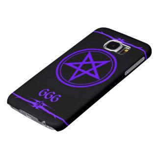 Indigo Elite Luciferian Magus 666 Cover Samsung Galaxy S6 Cases