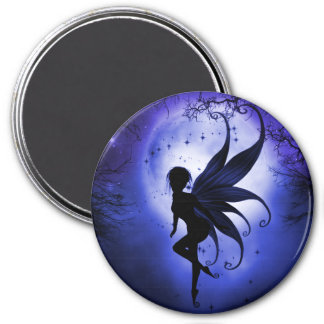 Indigo Fairy Magnet