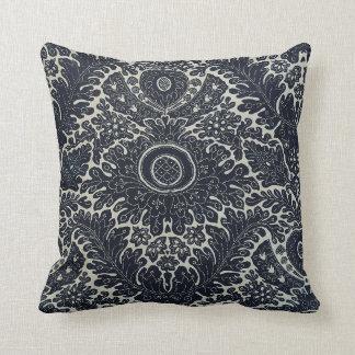 Indigo Pin Point Museum LA Pillow