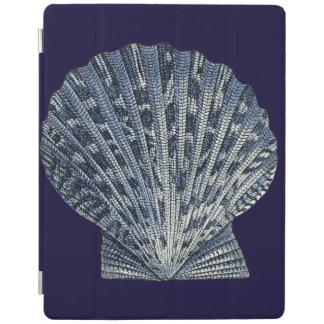 Indigo Shells VIII iPad Cover