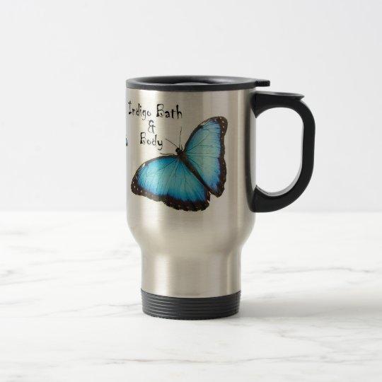 Indigo Travel Mug - Dual