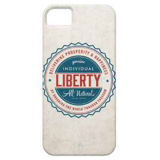 Individual Liberty iPhone 5 Cover