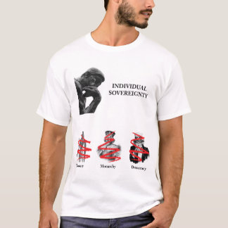 Individual sovereignty T-Shirt