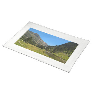 Individual table cloth placemat