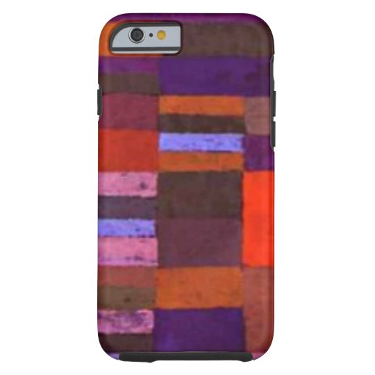 Individualised Altimetry, Klee art Tough iPhone 6 Case