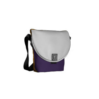 individualism courier bag